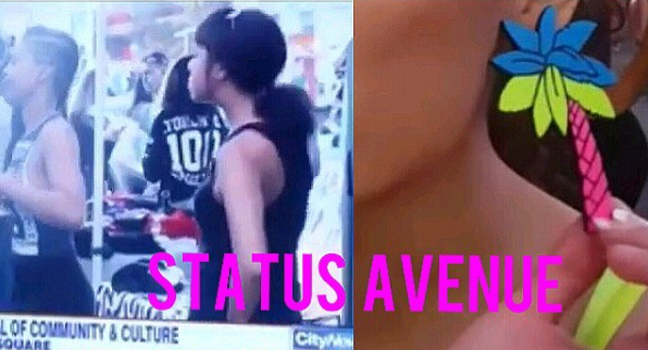 status avenue, citytv news, featured, local TV feature, earrings, celebrity fashion