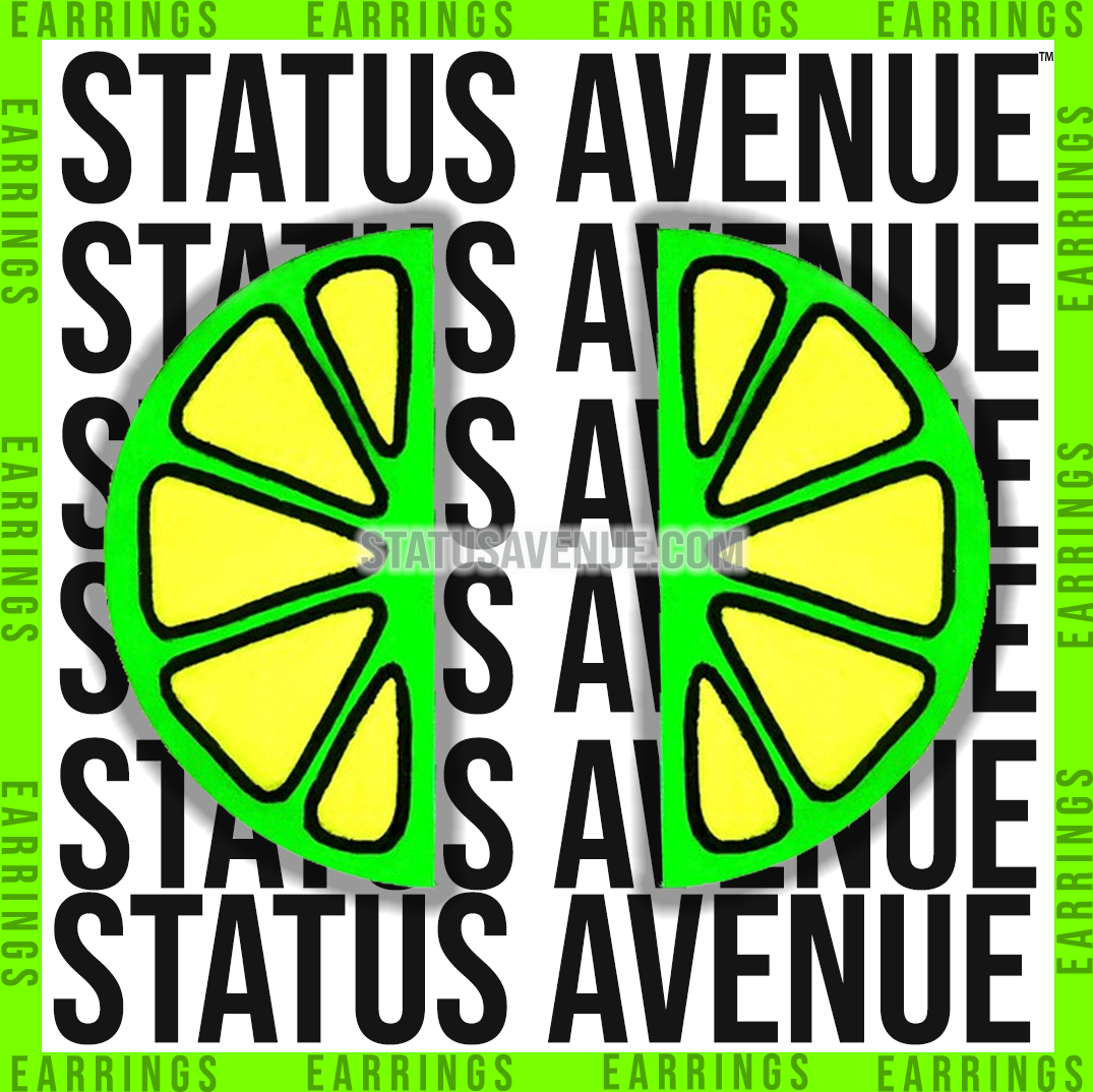 Status Avenue™ LIME IT UP™ earrings.jpg