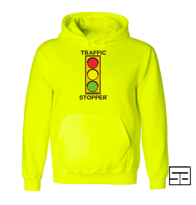 TRAFFIC STOPPER™ Full Length Hoodie