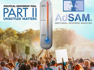 POLITICAL SENTIMENT POLL 2020 - PART II: UNSETTLED MATTERS