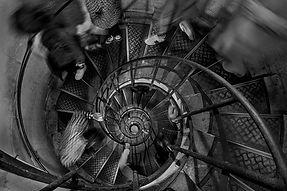 Soumen Mondal_The Spiral Staircase