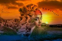 SHELI MALLICK_SUNSET BEAUTY_9830443167.j