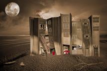 SHELI MALLICK_BOOK HOUSES IN NO WHERE LA