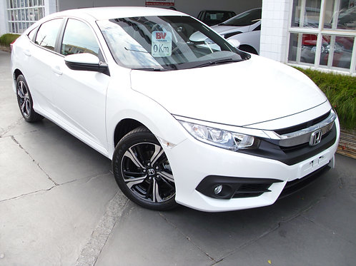NOVO CIVIC 0KM