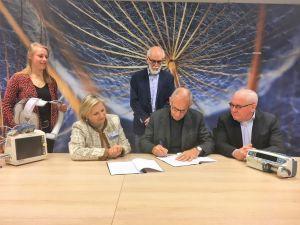 UMC Utrecht ondertekent convenant met Stichting Medic