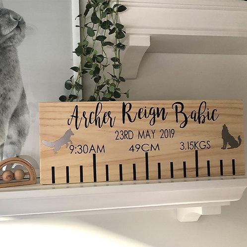 Birth Ruler
