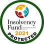Insolvency Fund - Round Sticker- 2021.jp