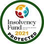 Insolvency Fund - Round Sticker- 2021.jp