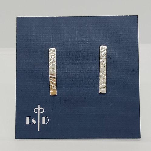 Zebra Stripe Earrings