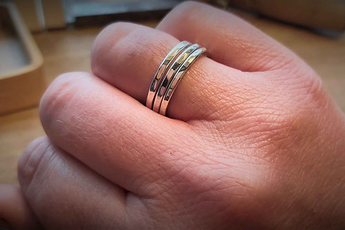 Stacking Ring Making Class