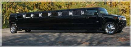 Churchill Limousine Service Black H2 Hummer