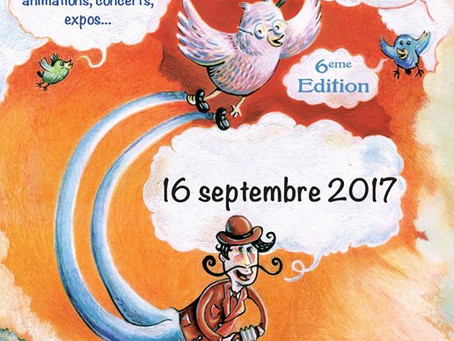 Ans'Art Day le 16 septembre 2017