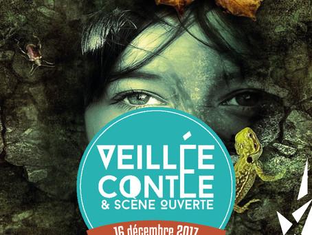 Contes à Ansart, samedi 16 décembre à 19h30