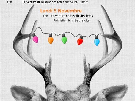 La Saint-Hubert à Lahage le 4 novembre