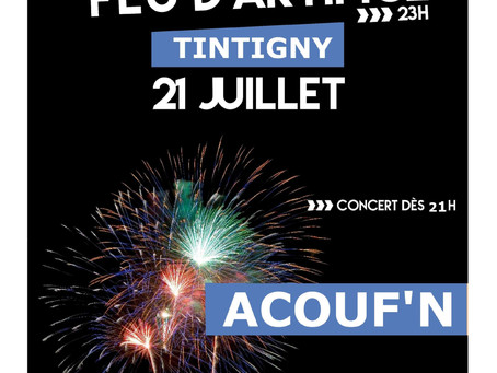 Fête Nationale à Tintigny