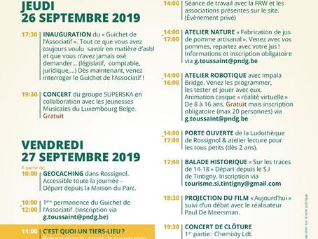 27 septembre - 17h00 - Rossignol - Balade Historique