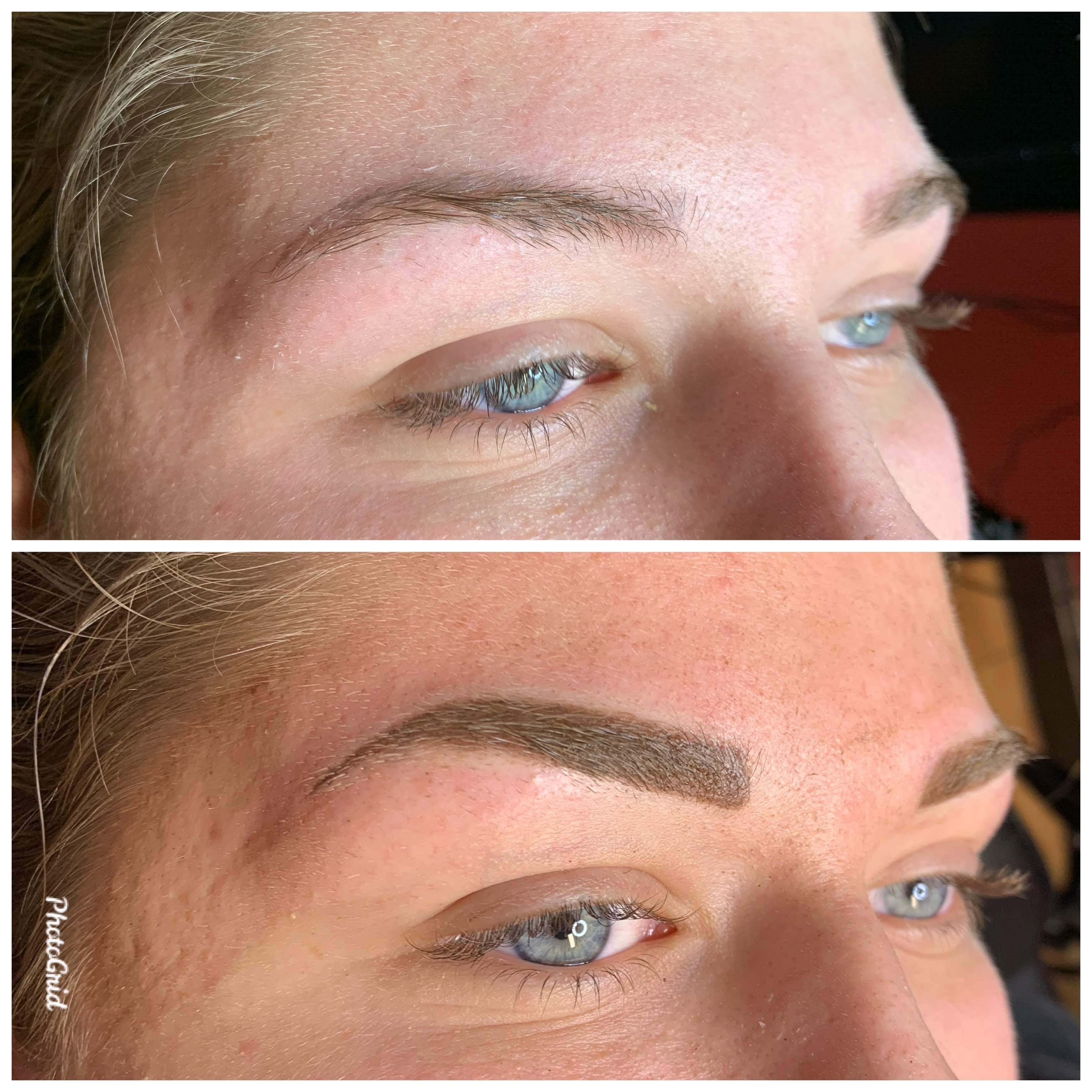 best eyebrow tattoo worcester