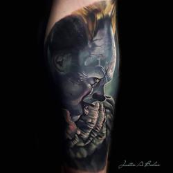 Best tattoo studio Worcester 11