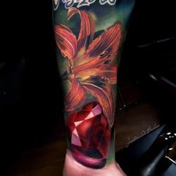 Best tattoo studio Worcester 14