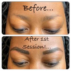 best eyebrow tattoo worcester 4