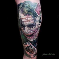 Best tattoo studio Worcester 9