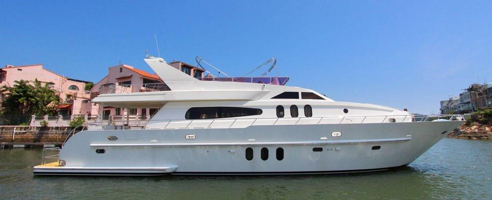 Signature yacht Infinity
