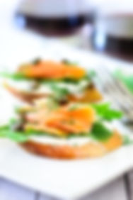 Smoked-Salmon-Cream-Cheese-Bruschetta-1-