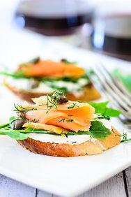 Smoked-Salmon-Cream-Cheese-Bruschetta-1-