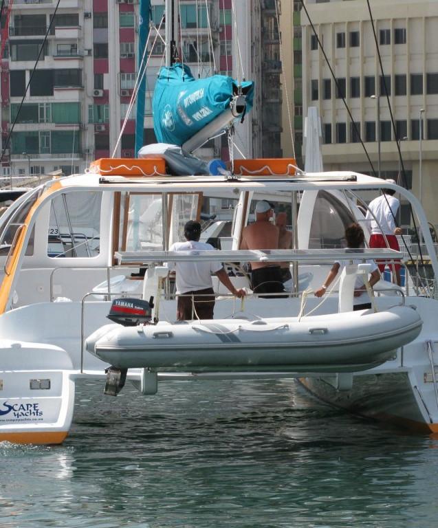 Sail in Hong Kong
