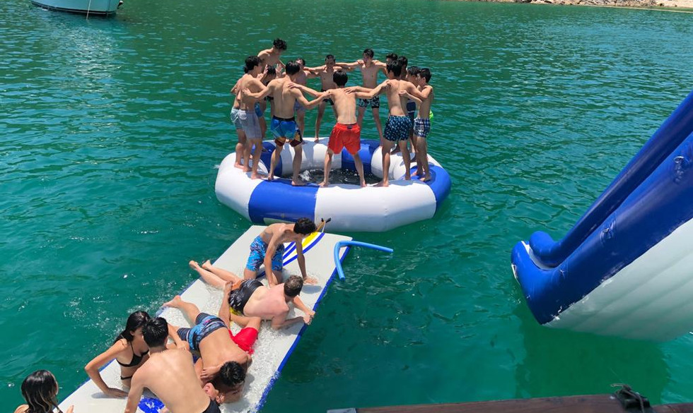Kids Party with Inflatables