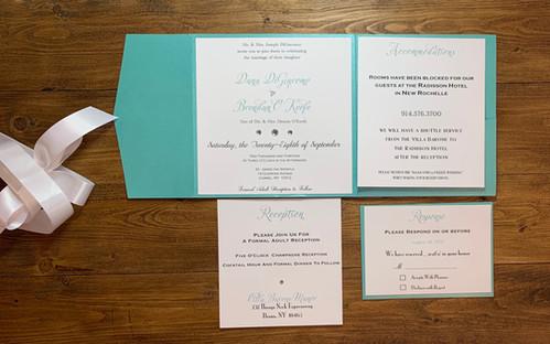 Glamorous Wedding Suite