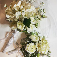 #creationsbyteresa #silkflowerbouquet #w