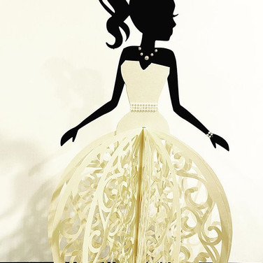 #creationsbyteresa #bridalshowercenterpi