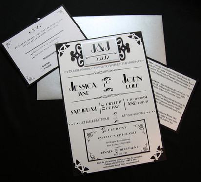 Art Deco Wedding Suite