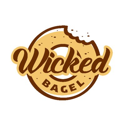 Wicked Bagel Logo
