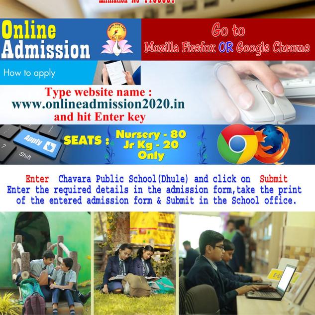 Admission 1