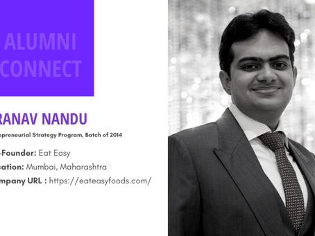 Alumni Connect - Pranav Nandu