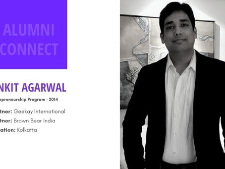 Alumni Connect - Ankit Agarwal