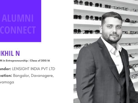Alumni Connect - Nikhil N