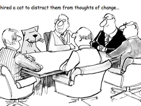 How Do You Lead Change? It's All In The Definition