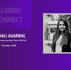 Alumni Connect - Rushali Agarwal