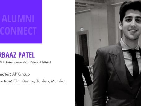 Alumni Connect - Arbaaz Patel