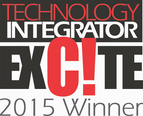 Excite 2015 Award winning software