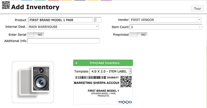 TRXio Adds New Features