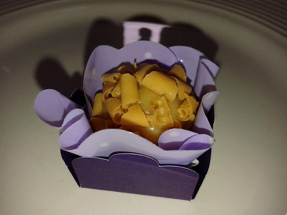 Brigadeiro caramelo Blossoms Belga