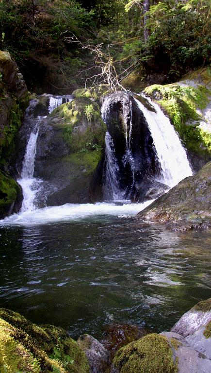 Maple Creek Waterfall