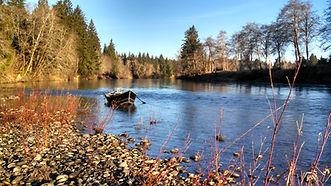 Bogachie River in Forks