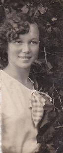 Пищикова Л. г.Суджа. Фото 1934-1935гг.