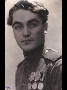 Грицепанов Юрий Андреевич