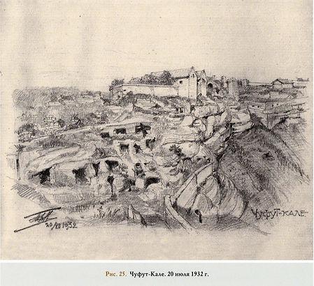 Рис.25. Чуфут-Кале. 20 июля 1932 г..jpg